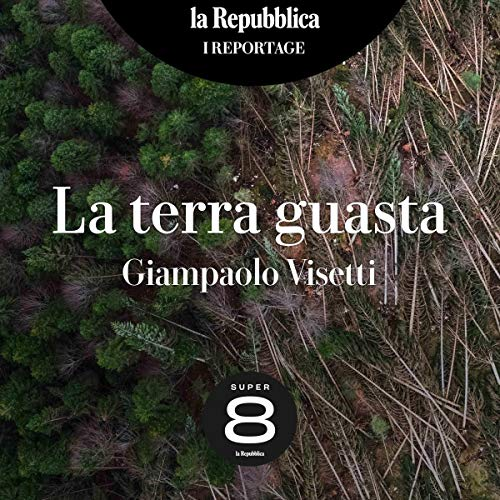 La terra guasta audiobook cover art