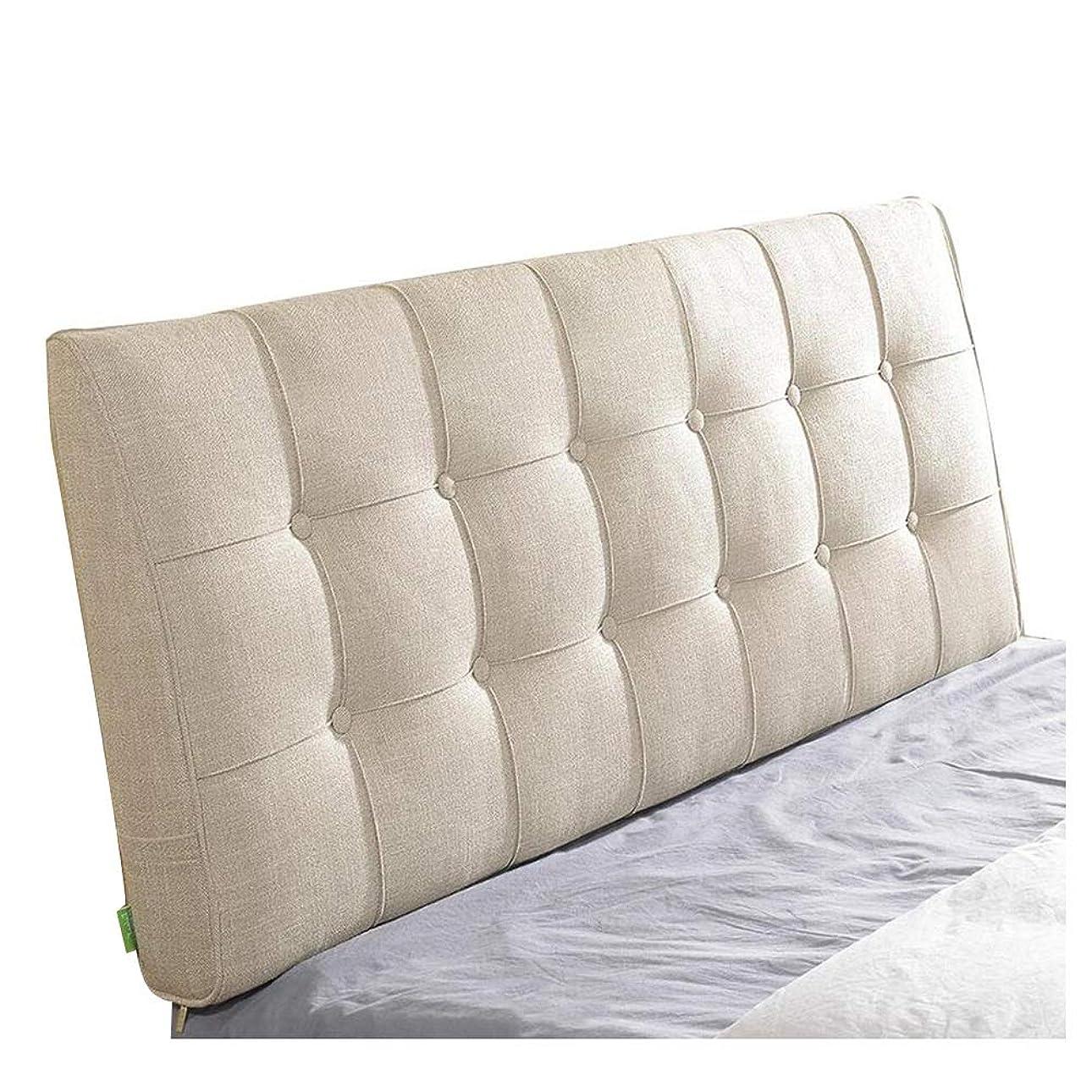 すり送金契約PENGFEI クッションベッドの背もたれ抱き枕 大背枕 ランバーサポート アンチコリジョン、 マジックテープ固定、 5色、 8サイズ (色 : E, サイズ さいず : 100CM)