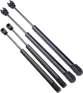Scitoo Shocks Front Gas Struts Shock Absorbers Compatible fit 2004-2006 Lexus RX330,2007-2009 Lexus RX350,2007-2008 Lexus RX400h,2001-2007 Toyota Highlander Compatible 334399 72211 334400 72212 2pcs