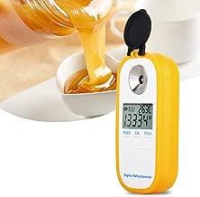 DR301 جهاز قياس نسبة السكر الرقمية بالعسل مقياس محتوى السكر نطاق 090 من Brix أداة تركيز الماء بالعسل
