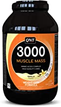 QNT Muscle Mass 3000 Vanilla 4 5kg Estimated Price : £ 41,96