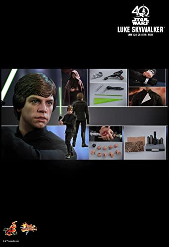 Hot Toys MMS429 - Star Wars IV   Return of The Jedi - Luke Skywalker Officiel