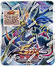 YuGiOh 5Ds 2010 Collection Tin 1st Wave Dragon Knight DracoEquiste Dark Armed Dragon, Archfiend Gilfer, Dragonic Knight Wicked Dreadroot