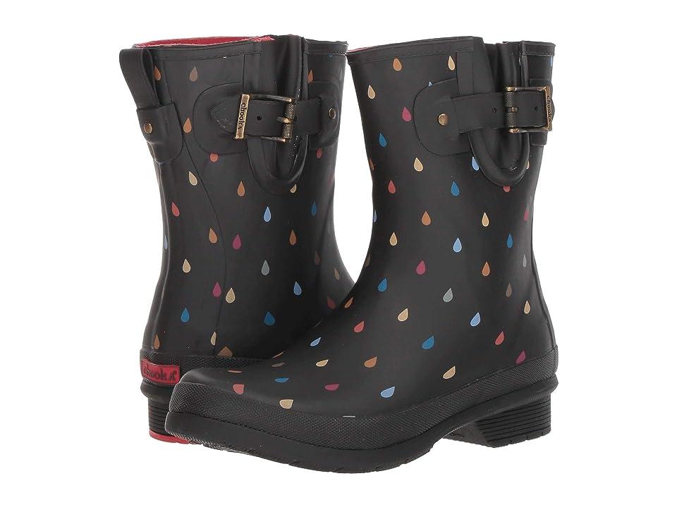 Chooka Rain Dot Rain Boot (Multi) Women