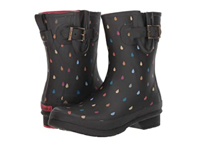 Chooka Rain Dot Rain Boot (Multi) Women