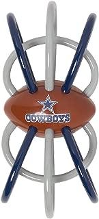 Baby Fanatic NFL Dallas Cowboys Unisex DAC440Teether/Rattle - Dallas Cowboys