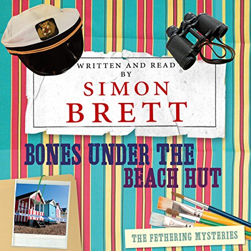 Bones Under the Beach Hut audiobook cover art