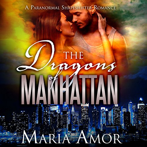 The Dragons of Manhattan audiobook cover art
