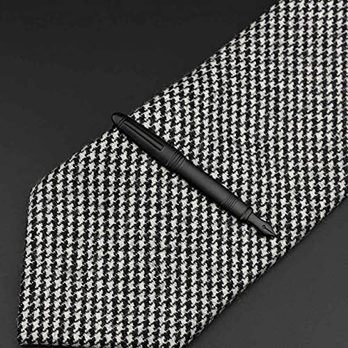 Wsnld 1 Piece Chrome Stainless Glasses Car Airplane Fork Spoon Shape Metal Tie Clip for Men Necktie Clips Pin for Mens