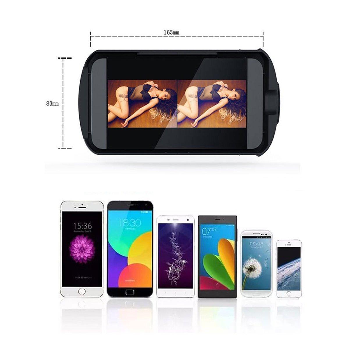 ouonline 3D VR Gafas 3D Realidad Virtual Realidad Virtual Caja con ...