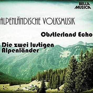 Alpenländische Volksmusik, Vol. 10