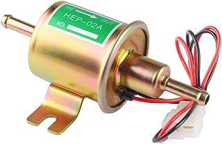 ACEHE Hep-02A Nouvelle Pompe à Carburant Durable à gaz Pompe à Carburant électrique Basse Pression en Ligne 12V 24V Pompe ...