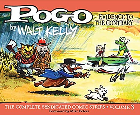 Pogo: The Complete Daily & Sunday Comic Strips Vol. 3: Evidence to the Contrary (English Edition)