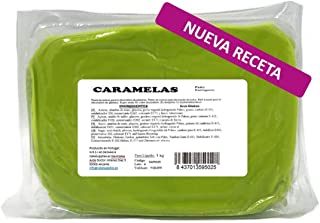 CARAMELAS - Pasta/Fondant Portuguesa - NUEVA RECETA 1KG-