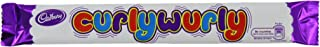 Cadbury Curly Wurly Candy.9 oz, 60 count