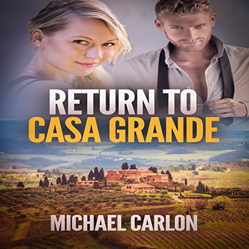 Return to Casa Grande cover art