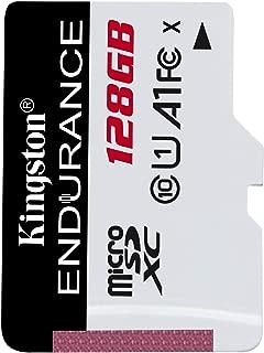 Kingston 128GB MicroSD Endurance Hafıza Kartı SDCE/128GB