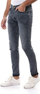 Straight Jeans Pant For Men - 2725616403462