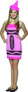 Teen's Crayola Tank Dress