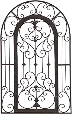 amazoncom deco   metal wall decor set   home