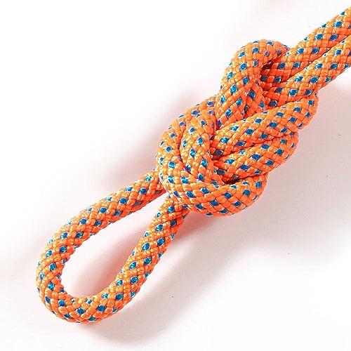 ERHANG Corde d'escalade Escalade en Plein Air Auxiliaire Corde à Cravate Corde De Tente Corde à Linge Cordes d'urgence