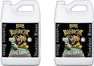 FoxFarm Bush Doctor Sledgehammer Fertilizer Buildup Nutrient Rinse (2 Pack)