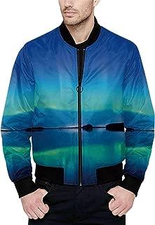 Hitecera Abstract Funny Bomber Jacket for Sport XS