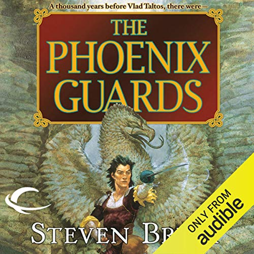 The Phoenix Guards cover art