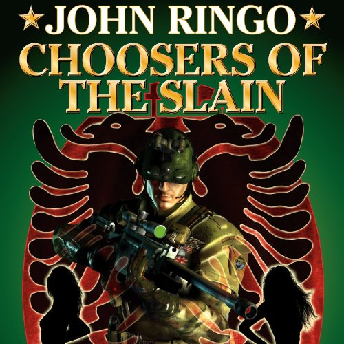 Choosers of the Slain cover art