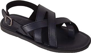 VONZO Men Blue Casual Sandal