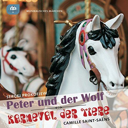 Peter und der Wolf / Karneval der Tiere Titelbild