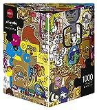 Heye - Puzzle de 1000 Piezas (2.71x1.44 cm) Verlag 29490