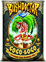 Fox Farm FX14100 Coco Loco Potting Mix, 2 Cubic Feet, Brown/A