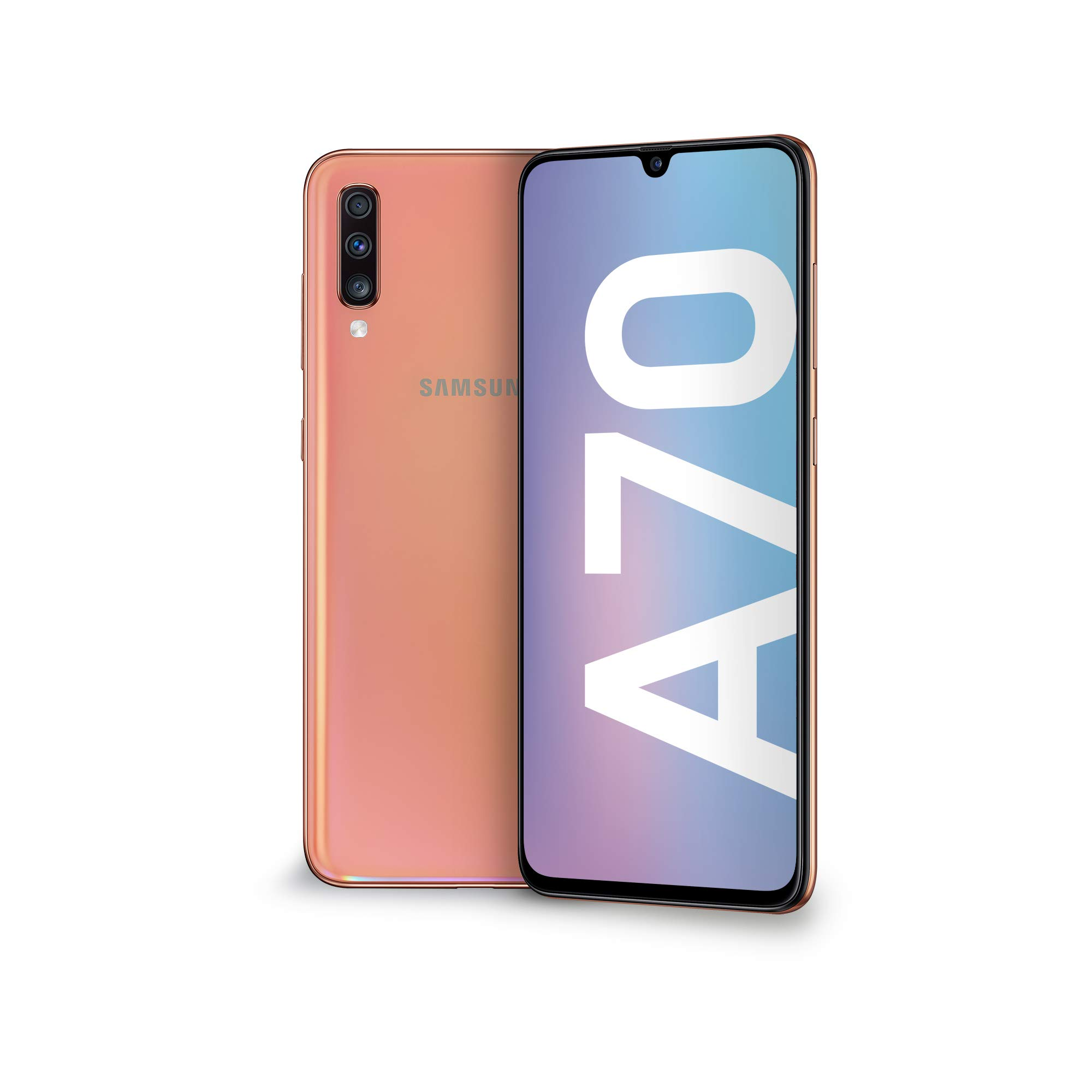 Samsung A70 Coral 6.7