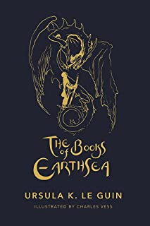 The Books of Earthsea: The Complete Illustrated Edition