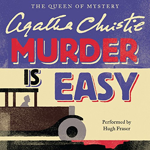 Murder Is Easy cover art