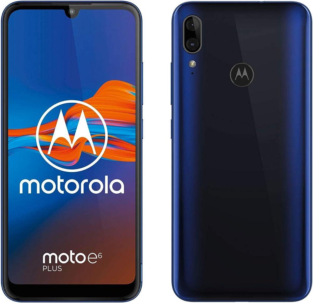 Motorola e6 plus, display max vision 6.1