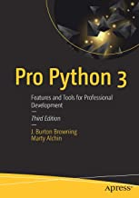 Pro Python 3: Features and Tools for Professional Development