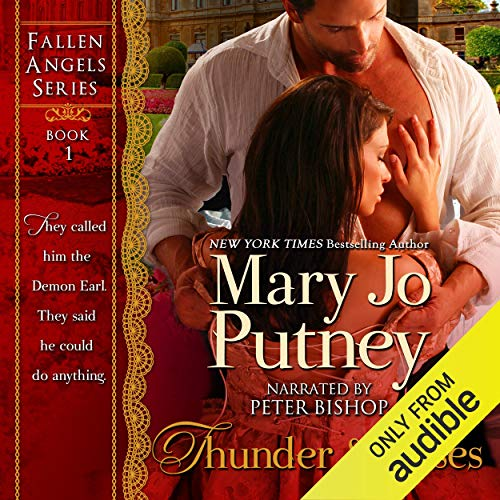 Thunder and Roses audiobook cover art
