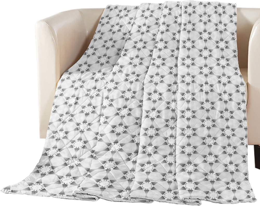 Arts Language Bedspread Fees free Quilt Twin Trellis Pattern NEW before selling ☆ Moroccan Size