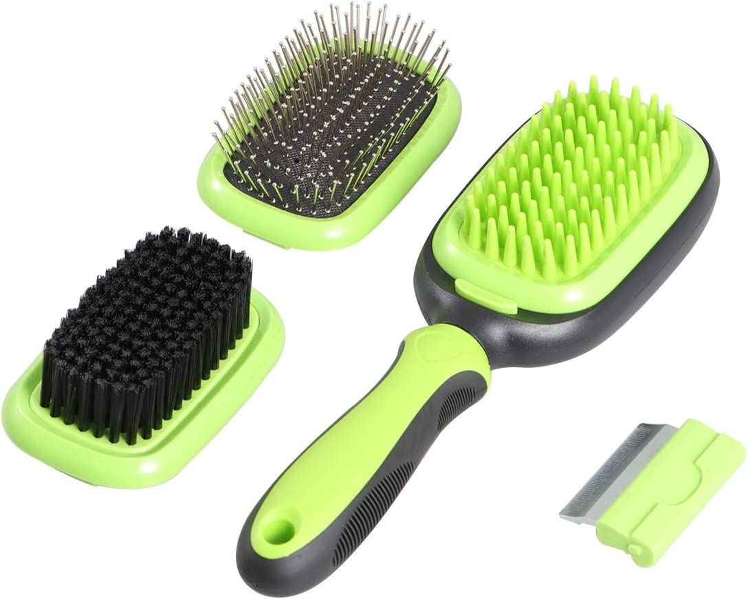 Scicalife 5pcs Pet Multi- Function Brush Tool 5% OFF Comb Cleaning Factory outlet