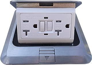 outdoor floor receptacle