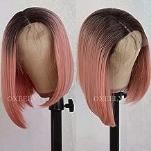coloured bob wigs