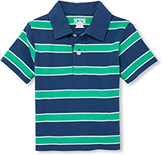 The Children's Place Baby Boys Short Sleeve Printed Polo