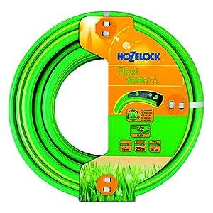 Hozelock Flexi 145266 Manguera de 19mmde diámetro, 25 m deLongitud, Verde, Paquete de 37 x 37 x 16cm