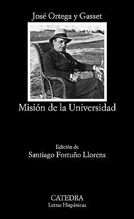 Misión de la universidad