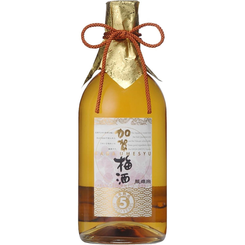 カップゴールデン薬萬歳楽 加賀梅酒 五年熟成 [ 720ml ]