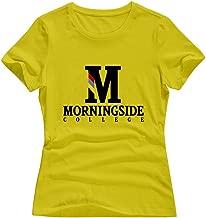 VAVD Women's Morningside College 100% Cotton T Shirts