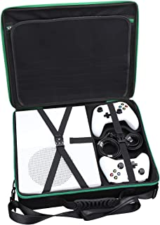 Aproca Hard Carrying Travel Case for Microsoft Xbox One S 1TB Console and Wireless Controller