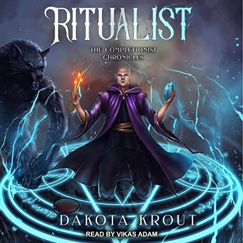 Ritualist audiobook cover art